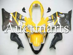 370.17$  Buy here - http://alibhx.shopchina.info/go.php?t=32302775677 - Fit for Honda CBR 600 F4i 2004 2005 2006 2007 Injection ABS Plastic motorcycle Fairing Kit Bodywork CBR600 F4I CBR600F4i CB21 370.17$ #shopstyle