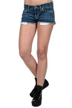 #Dondup #shorts Alexa #woman #donna #moda #fashion #SS2015 #pantaloncini #jeans #bforeshop