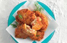 aprende cómo hacer Tomatokeftedes, croquetas de tomate en este post http://exquisitaitalia.com/tomatokeftedes-croquetas-de-tomate/ #recetas #recetasitalianas
