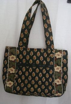 MAGGIB Handbag Multi-Color Quilted 100% Cotton Easy Care #MaggiB #Satchel