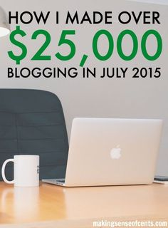 Welcome to July's online income report where I show you how I made money online last month. It's time to look at this month's update and track how I did. Make Money Fast, Make Money Blogging, Make Money From Home, Make Money Online, Money Tips, Earning Money, Blogging Ideas, Online Income, Online Jobs