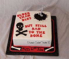 older than dirt  by Diane's Sweet Treats - (Diane Burke), via Flickr