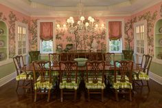 Dining Room by Chagr