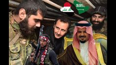 "Syrian ""Revolution"" Was Under Direct Command of Foreign Gov'ts"