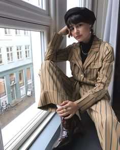 Fall 2018 and Winter fashion trends, outfits and the New Street Style Love Fashion, Winter Fashion, Fashion Outfits, Womens Fashion, Fashion Trends, Petite Fashion, Girl Fashion, Fashion Tips, Looks Style