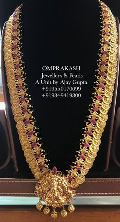 An Exclusive Kasu Haar Design! Three in One Concept Haar-Vaddanam-Locket. Masterpiece Design and Handcrafted by Experts. Vaddanam Designs, Gold Mangalsutra Designs, Gold Jewellery Design, Gold Jewelry, Antique Jewelry, Jewelery, India Jewelry, Temple Jewellery, 14 June