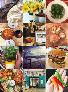Come and find me on Instagram for foodie inspiration! #fdbloggers #instagram #yummy #foodie