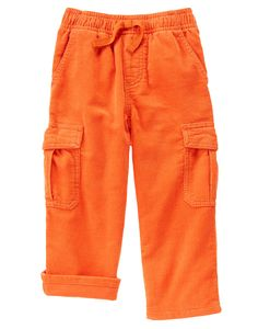 Gymboree Toddler Boy Graham Cracker The Go Cargo Pant 12-18 Months