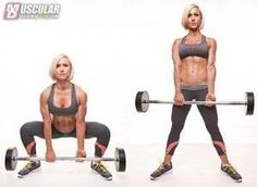 Jamie Eason's 30-Day Knockout Total Body Workout - Get a Slim Body For Your Special Occasion #EffectiveDeadliftExercises