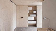 Georg Bechter Architektur + Design - Kompostierbare Wände: Strohballenhaus in Dornbirn