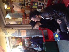 Amélie a Venezia alla libreria Marco Polo