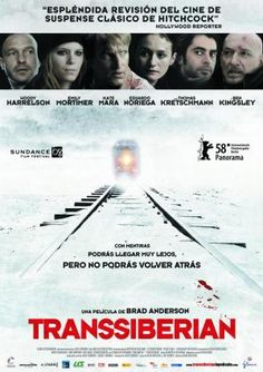 Transsiberian (2008) - Filmaffinity