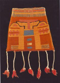 Double-headed feline, Nasca - Wari culture