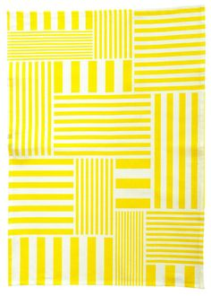 Muovo Stripes tea towel