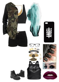 """Untitled #10"" by beautiful-love-is-ever-lasting ❤ liked on Polyvore featuring Lorna Jane, River Island, Forever 21, OBEY Clothing, Alexander McQueen, Timberland, Seiko, Vita Fede, Ettika and Vince Camuto"