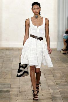 Ralph Lauren - Spring Summer 2011 Ready-To-Wear - Shows - Vogue.it