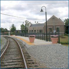 Selma, NC Station Photo