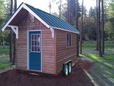 Tiny House Builders builds and sells simple, fully completed, mobile tiny houses that allow the owner/builder to customize the house to whatever style they want at an affordable price. The company accomplishes this with three levels of each of their products.