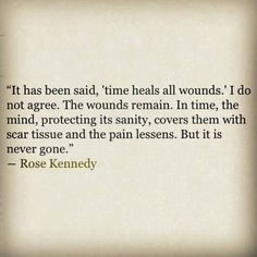 Scars are reminders how perseverance and strength overcame and helped patch the wounds.