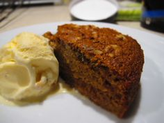This Armenian Nutmeg Cake is the most delicious teacake you will taste – all caramel and nutmeg with a biscuity crust - it's best served warm. Nutmeg Cake Recipe, My Favorite Food, Favorite Recipes, Non Perishable, Tinned Tomatoes, Tea Cakes, Banana Bread, Cake Recipes, Caramel