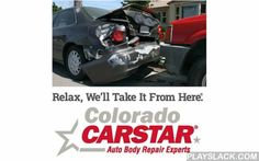 Colorado CARSTAR Auto Body  Android App - playslack.com , Your Colorado CARSTAR Auto Body Repair Experts, with 11 locations to serve you along the Front Range. From Fort Collins to Denver to Colorado Springs we will take the stress out of getting your car repaired after an accident. If you are involved in an accident call 1-800-CARSTAR where you will talk with a live operator who will call your family member or friend, call your Insurance agent, call a tow truck, if necessary, and get your…