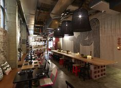 Mejico Restaurant Bar by Juicy Design Sydney Australia 03 Méjico Restaurant & Bar by Juicy Design, Sydney Australia
