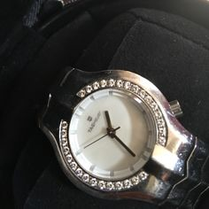 Tag Heuer LDS Alter Ego Watch real Diamonds Real authentic comes with box extra links everything purchased as well as receipt . Paid 2800... Total Diamond Caret weight .5 Tag Heuer Other