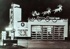 vintage holiday images - Christmas - 1940s