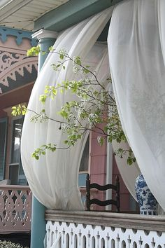 Love this...want for my porch (1) From:  Persephone's Box, please visit