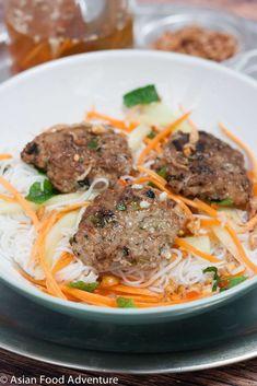 ... (Bún chả). 2nd most popular dish in Hanoi, Vietnam after pho