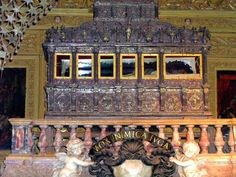 Tomb of St. Francis Xavier, St Francis, States Of India, Goa India, Saints, Religion, Icons, San Francisco, Symbols