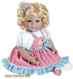 Adora Toddler Time Babies from Classic Collection Dolls