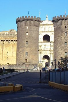 Image galleries and information about my visited World Heritage Sites. - Details for the World Heritage Site 'Historic Centre of Naples' in Neapel, Italy World Heritage Sites, Naples, Centre, Greek, Louvre, Europe, Italy, Building, Travel