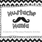 I love the Mustache Craze!  This looks like fun! Math and Literacy Unit with picture book ideas and a measuring scoot game!  Plus mustaches to wear!