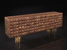 IL PEZZO 10 Sideboard by Il Pezzo Mancante design Cosimo Terzani, Barbara Bertocci