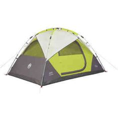 Coleman 5-person Instant Dome Tent Camping Camp Outdoor Carry Bag Storage NEW!!