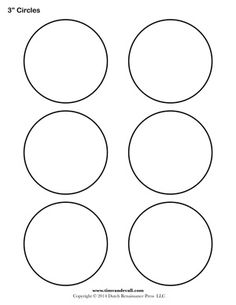 1000 images about play and pray crafts on pinterest for Circle templates to print