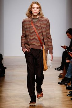 Missoni Fall 2014 Menswear Collection Slideshow on Style.com