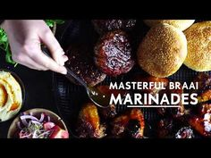 Your secret braai superpower: marinades Super Powers, Grilling, The Creator, Make It Yourself, Food, Check, Crickets, Essen, Meals
