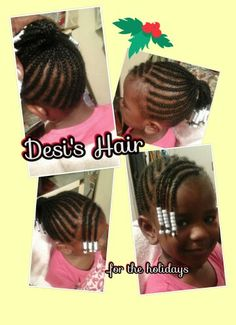 Hair Style Training : desi s hair hair cornrow cornrow styles hair styles natural hair hairs ...