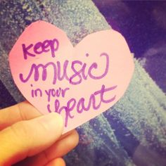 Keep music in your heart 🎶💗 Middle School Choir, Your Heart, Music, Instagram Posts, Musik, Musique, Music Activities, Muziek, Musica