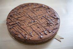 Sernik czekoladowy / Chocolate cheesecake http://bit.ly/choc-cheese