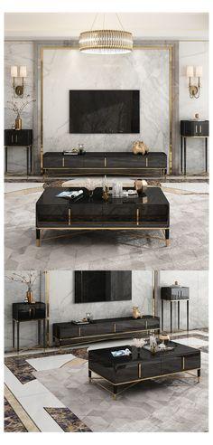 Contemporary Tv Units, Modern Tv Wall Units, Design 3d, Tv Wall Design, Tv Cabinet Design Modern, Modern Tv Room, Living Room Modern, Tv Lounge Design, Tv Unit Furniture