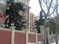 Museo Lázaro Galdiano, Serrano. Madrid by voces, via Flickr