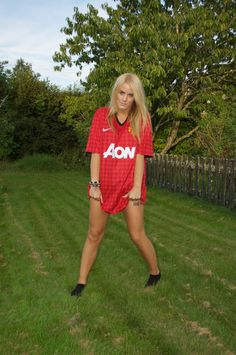 Manchester United Girls from Sweden