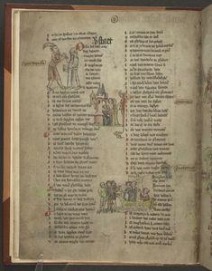 Der Naturen Bloeme (Netherlands, 14th century)