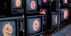 Halloween and tv image