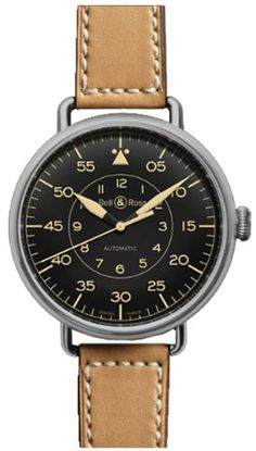 Bell & Ross Vintage Automatic Black Dial Tan Leather Mens... https://www.amazon.com/dp/B00A0ZP6CC/ref=cm_sw_r_pi_dp_x_JlkTybET53VF4
