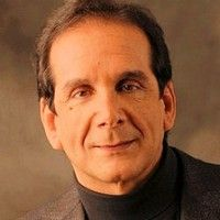 "Charles Krauthammer  "" THE HAMMER "" this guy is a genius...so respectful and quietly brilliant"