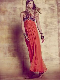 Free People Mirror Ball Maxi at Free People Clothing Boutique